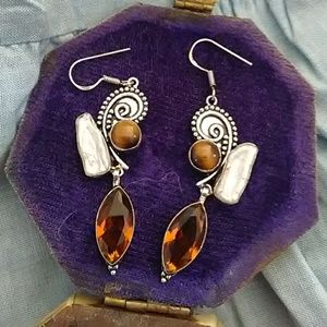 Artisan. Earrings